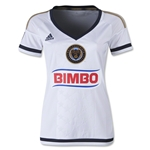 Philadelphia Union 2015 Women's Away Soccer Jersey