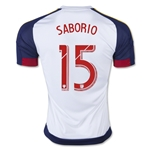 Real Salt Lake 2015 SABORIO Away Soccer Jersey