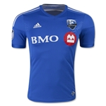 Montreal Impact 2015 Authentic Home Soccer Jersey