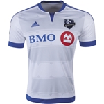 Montreal Impact 2015 Away Soccer Jersey