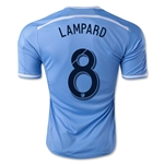 New York City FC 2015 LAMPARD Home Soccer Jersey