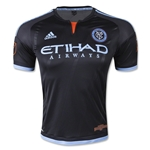 New York City FC Authentic Away Soccer Jersey