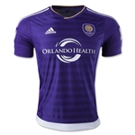 Orlando City 2015 Authentic Primary Soccer Jersey