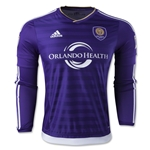 Orlando City 2015 LS Authentic Primary Soccer Jersey