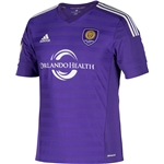 Orlando City 2015 Home Soccer Jersey
