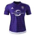 Orlando City 2015 Women's Home Soccer Jersey
