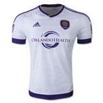 Orlando City 2015 Authentic Away Soccer Jersey