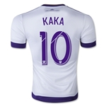 Orlando City 2015 KAKA Authentic Away Soccer Jersey