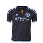 New York City FC Youth Away Soccer Jersey