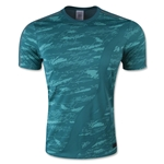 adidas Messi Training T-Shirt (Teal)