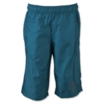 adidas Youth Messi Woven Bermuda Short (Teal)