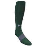 Under Armour Soccer Over the Calf Sock (Dark Green)