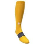 Under Armour Soccer Over the Calf Sock (Gold)