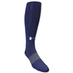 Under Armour Soccer Over the Calf Sock (Navy)