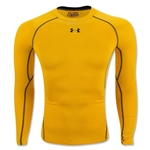Under Armour Heatgear Compression LS T-Shirt (Gold)