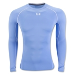 Under Armour Heatgear Compression LS T-Shirt (Sky)