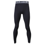 Under Armour Heatgear Compression Legging (Black)