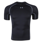 Under Armour Heatgear Compression T-Shirt (Black)