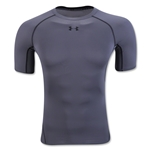 Under Armour Heatgear Compression T-Shirt (Dk Grey)
