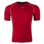 Under Armour Heatgear Compression T-Shirt (Red)