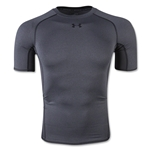 Under Armour Heatgear Compression T-Shirt (Gray)