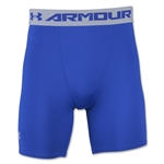 Under Armour Heatgear Compression Short (Royal)