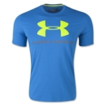 Under Armour Charged Cotton Sportsyle Logo T-Shirt (Blue)