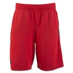 Under Armour Boys UA Eliminator Short (Red)