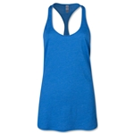 Under Armour Charged Cotton Tri Blend Ultimate Tank (Blue)