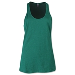 Under Armour Charged Cotton Tri Blend Ultimate Tank (Green)