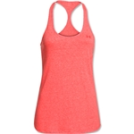 Under Armour Charged Cotton Tri Blend Ultimate Tank (Orange)