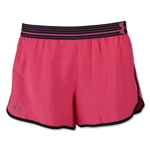 Under Armour Perfect Pace Short (Pi/Bk)