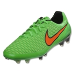 Nike Magista Opus FG (Poison Green/Total Orange)