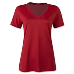 Nike V-Neck Legend Women's T-Shirt 2.0 (Red)