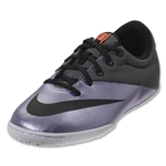 Nike Mercurial X Pro IC Junior (Urban Lilac/Bright Mango)