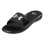 Under Armour Ignite IV SL Sandal (Black/Black/White)