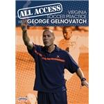 Championship Productions All Access Virginia Soccer Practice DVD