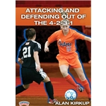 Championship Productions Attacking and Defending Out of the 4-2-3-1 DVD