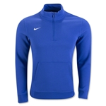 Nike Team Club 1/2 Zip Fleece (Royal Blue)