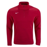 Nike Team Club 1/2 Zip Fleece (Red)