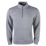 Nike Team Club 1/2 Zip Fleece (Gray)