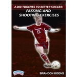 2000 Touches for Better Soccer Passing and Shooting