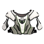 STX Cell III Shoulder Pads (White)