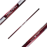 Brine Triumph Power 60 Lacrosse Shaft (Red)