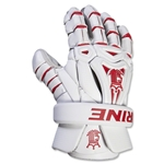 Brine King V 13 Lacrosse Gloves (Wh/Sc)