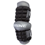 Brine Clutch Lacrosse Arm Guards (Black)