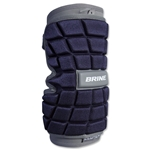 Brine Clutch Lacrosse Arm Pads (Navy)