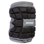 Brine Clutch Lacrosse Elbow Pads (Black)