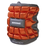 Brine Clutch Lacrosse Elbow Pads (Orange)