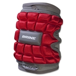 Brine Clutch Lacrosse Elbow Pads (Red)